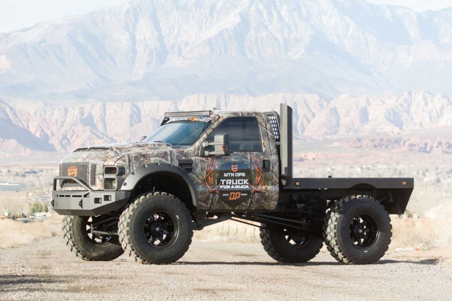 DieselSellerz Ultimate Hunt Rig