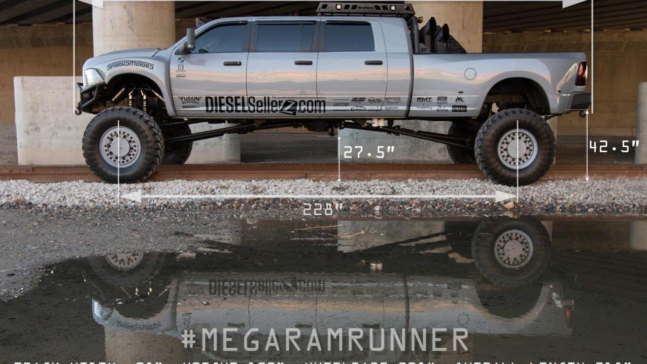 Mega ramrunner dieselsellerz blog