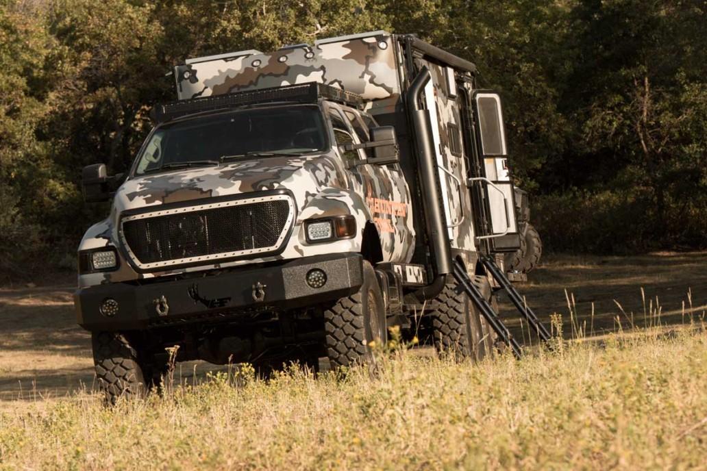 Dieselsellerz Truck Giveaway >> S2:E5 – HUNTIN' FOOL CAMPER – DieselSellerz Blog